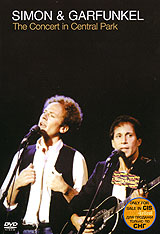 "Simon & Garfunkel: The Concert In Central Park & Garfunkel"" ""Simon And Garfunkel"" инфо 2560e."